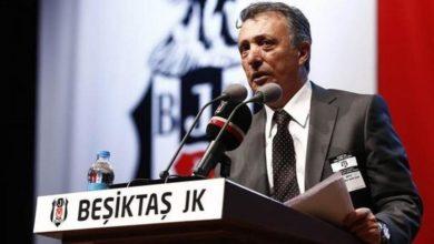 Ahmet Nur Çebi kimdir? Beşiktaş 'ın başkanı Ahmet Nur Çebi kaç yaşında?