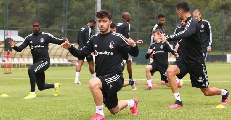 Beşiktaş 'ta hazırlıklar sürüyor