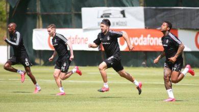 Beşiktaş 'ta yeni testler yarın yapılacak