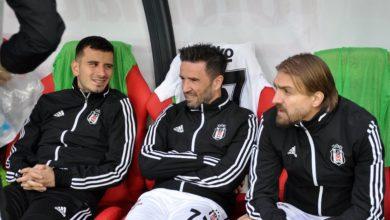 Beşiktaş yönetiminden Gökhan Gönül ve Caner Erkin sözleri