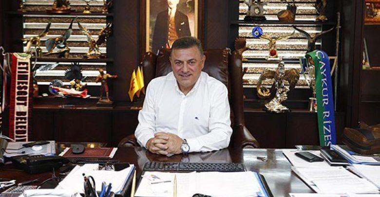 Çaykur Rizespor Başkanı Hasan Kartal: Son 3 takımın geliri düşürülsün