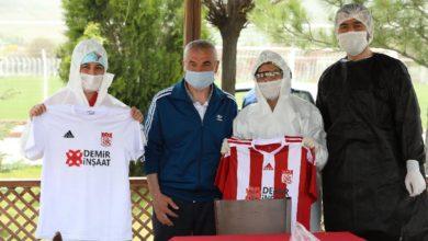 Demir Grup Sivasspor 'da corona virüs testleri olumsuz çıktı