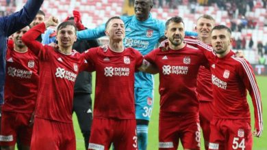 En golcü yerliler Sivasspor 'da!