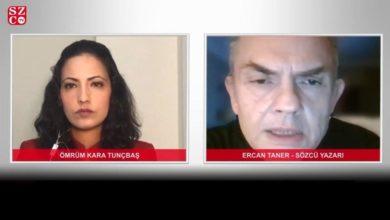 Ercan Taner Sözcü TV 'ye konuştu: 'Bu çark zor döner '