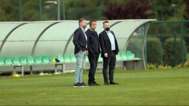 Fenerbahçe Başkanı Ali Koç 'tan yakın takip! Maskeyle…