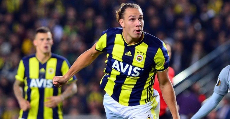 Fenerbahçe 'nin yeni golcüsü Frey!