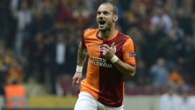 Flaş iddia! Wesley Sneijder, Galatasaray yolunda!