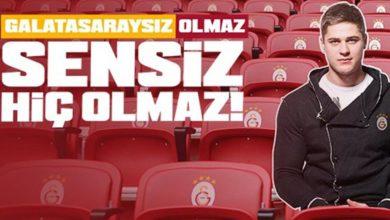 Galatasaray 'dan flaş kampanya: 'Sensiz Olmaz Galatasaray '