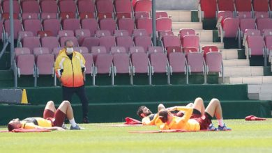 Galatasarayda yüksek tempo