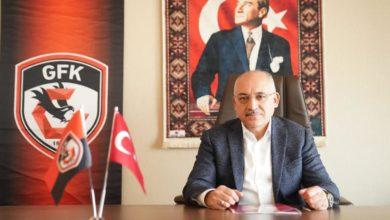 Gaziantep Başkanı Büyükekşi ligin devam etmesinden yanlamasına