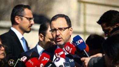 Gençlik ve Spor Bakanı Kasapoğlu 'ndan flaş görüşme kararı!