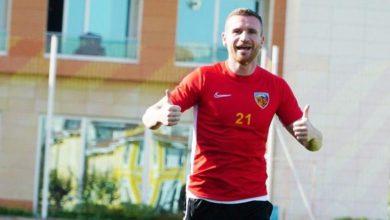 Kayserispor forveti Muris Mesanovic: 'Gol atmayı çok özledim '