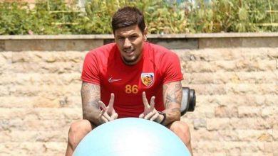 Kayserisporlu Diego Angelo: 'Bu ekip ligde kalacak '