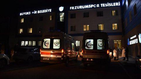 BB Erzurumspor`da şüpheli 12 kişinin corona testi sonuçlandı!
