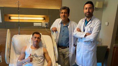 Sivasspor 'da Hakan Arslan sakatlığından nedeniyle 8 hafta yok
