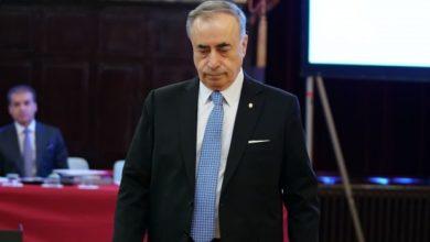 """TFF'den Mustafa Cengiz'e """"geçmiş olsun"""" mesajı"""