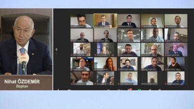 TFF, dijital ortamda tarihi bir toplantı gerçekleştirdi