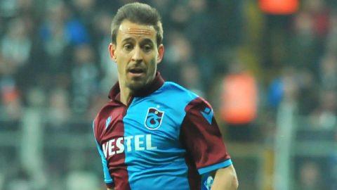Trabzonspor, Joao Pereira ile bir yıllık yeni sözleşme imzaladı