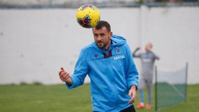 Trabzonspor Teknik Direktörü Hüseyin Çimşir oyuncuların formundan memnun