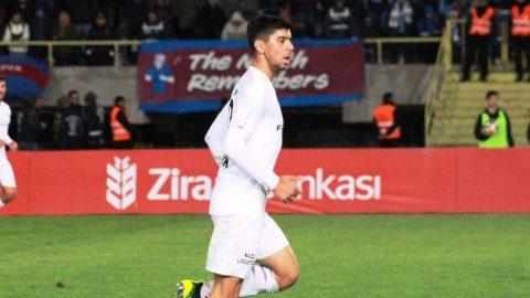 Altay`ın genç yıldızı Cenk Özacar`a Süper Lig ve Avrupa kulüplerinin radarında!