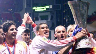 UEFA 'dan Galatasaray paylaşımı