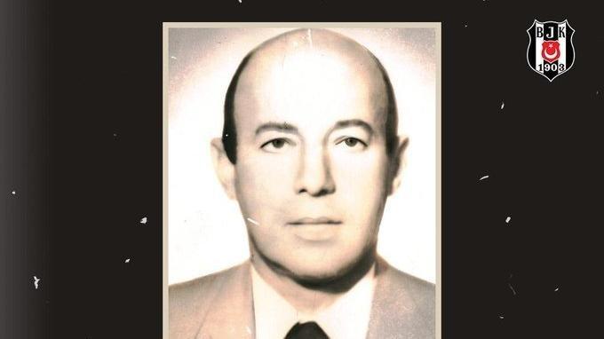 Beşiktaş, eski başkanlarından Mehmet Üstünkaya 'yı andı