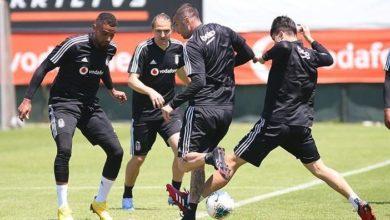 Beşiktaş, kondisyon ve strateji çalıştı