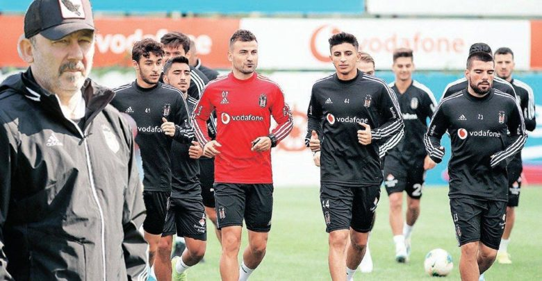 Beşiktaş'ta 'beyin takımı' işbaşında! Sergen Yalçın memnun…