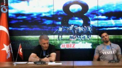 Canlı… Ahmet Ağaoğlu ve Jose Sosa basın toplantısı düzenliyor