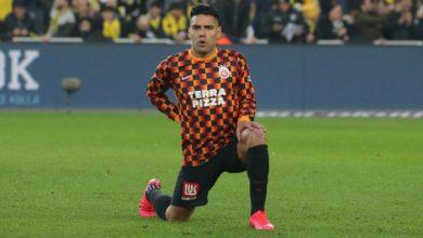 'Falcao kesinliklikle gelecek yıl da Galatasaray'da'