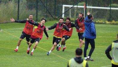 Fenerbahçe 'de önce deneme daha sonra antrenman