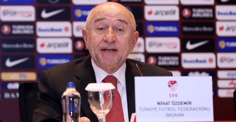 Nihat Özdemir: 'Trabzonspor için çaba edeceğiz '