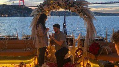Ozan Tufan'dan romantik evlenme teklifi paylaşımı!