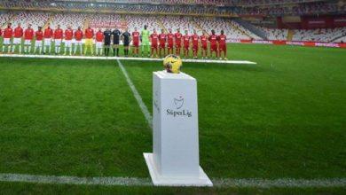 TFF, Süper Lig 'in maç saatlerinde değiştirdi