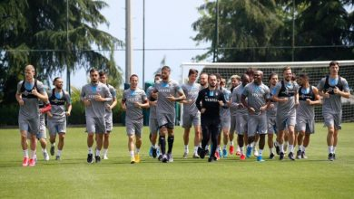 Trabzonspor, hazırlıklarına sabahleyin antrenmanıyla devam etti