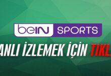 Beşiktaş - Göztepe maçı CANLI İZLE (24.01.2021 Bein Sports yayını)